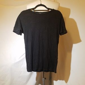Final JOHN GALT Black Tshirt
